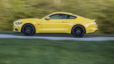 Selon une étude américaine, la valeur à la revente des voitures jaunes diminue moins que la moyenne.