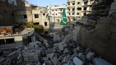 296 civils ont été tués depuis dimanche dans la Ghouta orientale