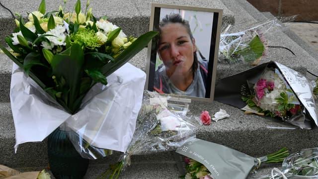 Un hommage a été rendu à Doriane, 32 ans, au Plan-de-la-Tour. La jeune femme a été retrouvée morte dimanche 18 juillet d'une balle dans la tête.