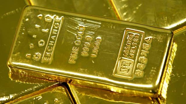 L'or a perdu plus de 200 dollars depuis février.