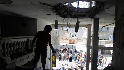 Les frappes israéliennes ont continué mardi 15 juillet 2014