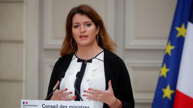 Marlène Schiappa (Photo d'illustration)