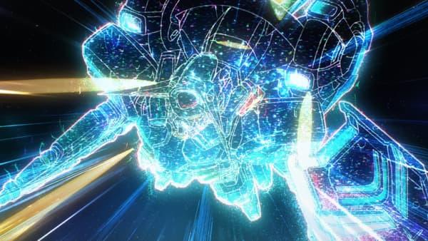 Gundam Reconguista in G (2014-2015), une des séries de l'univers Gundam.