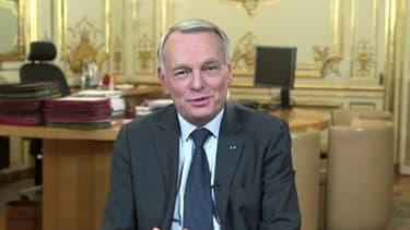 Le Premier ministre s'adresse aux Français pour parler de la compétitivité dans une vidéo, le 1er mars 2013.