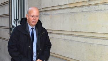 Patrick Buisson, l'ancien conseiller de l'ombre de Nicolas Sarkozy, le 15 octobre 2012 à Paris.
