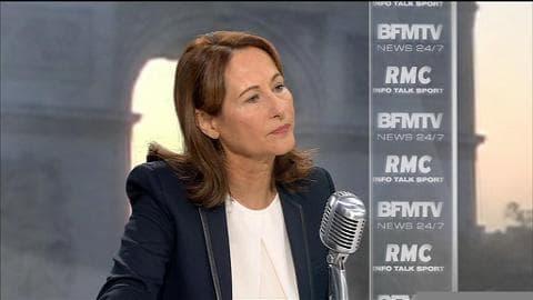 """Ségolène Royal: """"Engie s'est engagé à retirer ses investissements dans le charbon"""""""