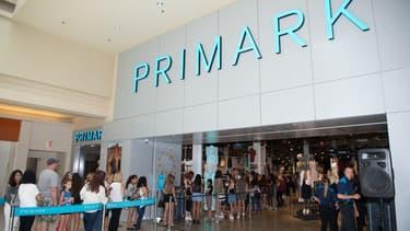 Un magasin Primark aux Etats-Unis.