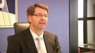 Patrice Vergriete, maire de Dunkerque.