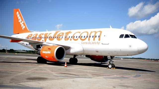 Faute de vol Air France, une partie des passagers a fait appel aux services d'EasyJet.