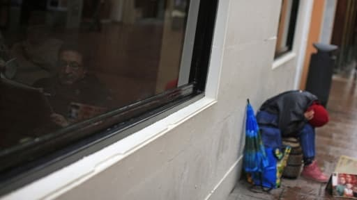 La pauvreté s'est accrue en 2011 en France