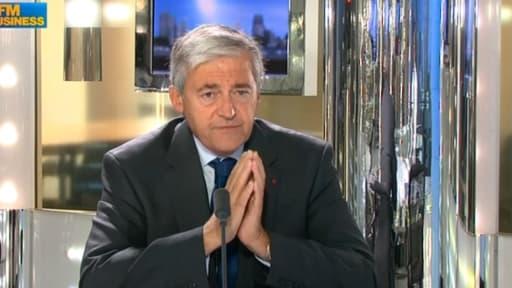 Le président de la RATP est venu expliquer sa stratégie.