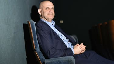 Harlan Coben, président du jury du Festival Canneseries