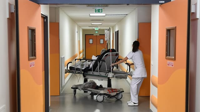 L'écart du nombre de fonctionnaires hospitaliers est parfois considérable entre les départements