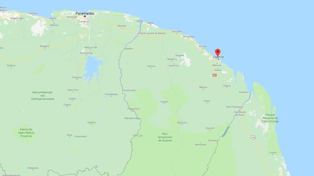 Un squat a été évacué en Guyane.