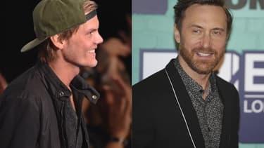 Avicii et David Guetta