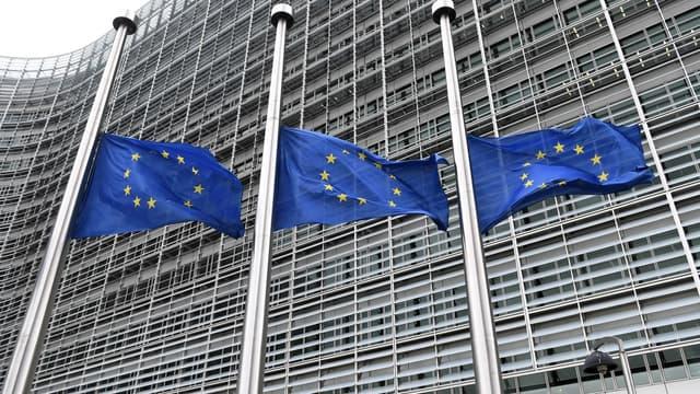 La Commission européenne, à Bruxelles