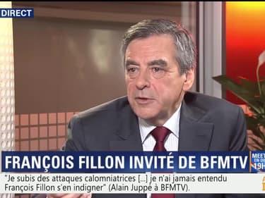 """François Fillon dénonce """"une trop grande pression bureaucratique sur les Français"""""""