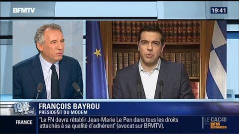 Nathalie Schuck face à Serge Raffy: L'annulation de la suspension de Jean-Marie Le Pen du FN est-elle un obstacle pour sa fille ?