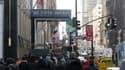 La 5e Avenue à New York est toujours l'artère commerçante la plus chère du monde, selon une étude de Cushman & Wakefield publiée ce mercredi.