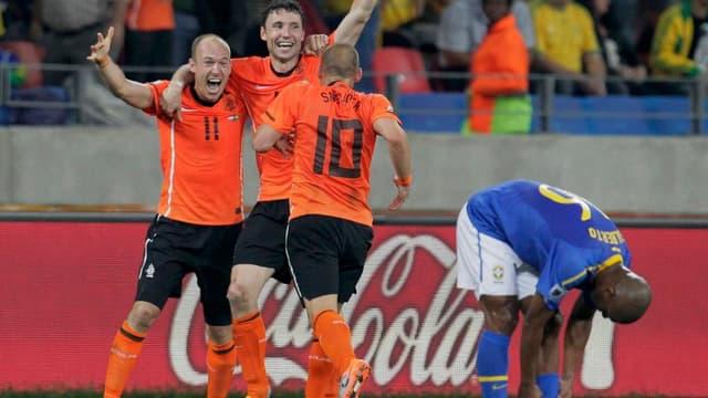 Robben et Van Bommel