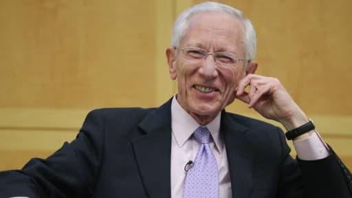 Stanley Fischer, ici en novembre 2013 à Washington.
