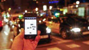 Uber 470 millions de dollars de pertes? C'est ce qu'affirme un document auquel Bloomberg a eu accès