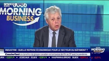 Gérard Deprez (Loxam) : Loxam présente des résultats en baisse en 2020 - 18/03