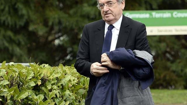 Noël Le Graêt, président de la FFF