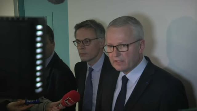 Rémy Heitz, procureur de la République de Paris, ce mardi.