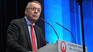 Antoine Frerot devrait obtenir un mandat supplémentaire de 4 ans à la tête de Véolia.