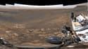 Le panorama de Mars