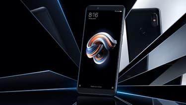 Le Xiaomi Redmi Note 5