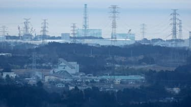 La centrale nucléaire de Fukushima, en mars 2016