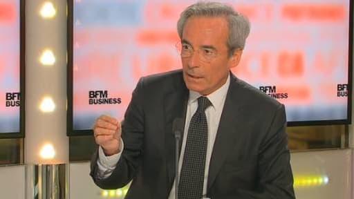 Frédéric Saint-Geours était l'invité de BFM Business, ce mercredi 6 novembre.
