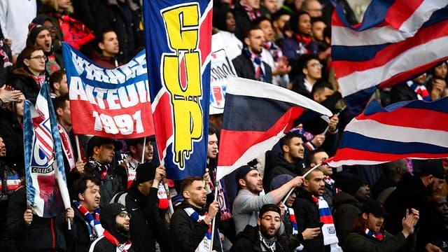 Les ultras du PSG