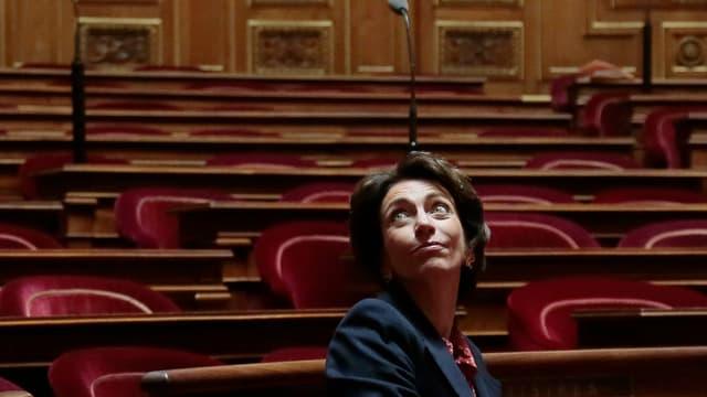 Marisol Touraine, la ministre chargée des Affaires sociales et de la Santé, dont la réforme a été détricotée au Sénat.