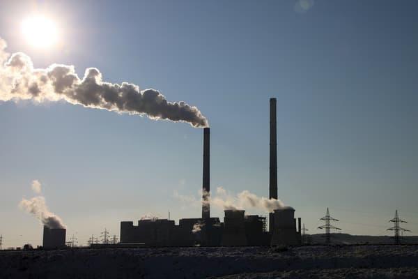 Les gaz à effet de serre sont responsables du dérèglement climatique
