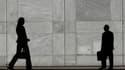 La ministre des Droits des femmes Najat Vallaud-Belkacem a donné jeudi le coup d'envoi à des expérimentations dotées de 18 millions d'euros visant à remédier aux écarts de salaires entre hommes et femmes ou au manque de mixité de certains métiers. /Photo