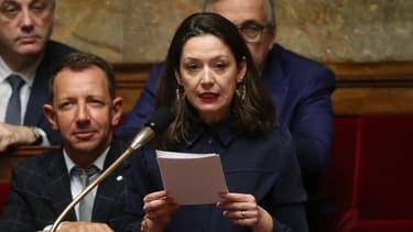 Marie-Pierre Rixain, députée LaREM de l'Essonne