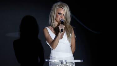 Pamela Anderson sera à l'Assemblée nationale le 19 janvier prochain.