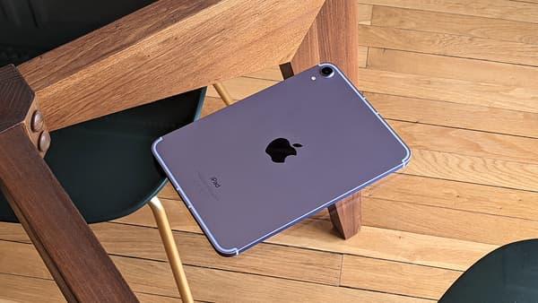 L'iPad mini (2021) d'Apple