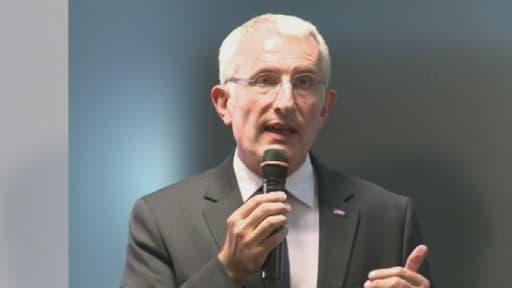 Le patron de la SNCF Guillaume Pépy s'explique après la publication du rapport sur la catastrophe de Brétigny.