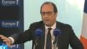 François Hollande est intervenu de Chine mardi matin.
