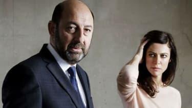 """Kad Merad et Anna Mouglalis dans la saison 2 de la série """"Baron Noir"""""""