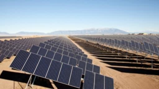 Les panneaux solaires sont l'un des grands sujets de discorde actuelle entre Pékin et les Européens.