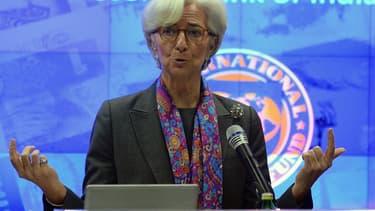 Christine Lagarde, ancienne ministre française de l'Economie, est désormais directrice générale du FMI.
