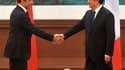 Nicolas Sarkozy reçu mercredi par son homologue chinois, Hu Jintao. Le président français semble avoir marqué des points à Pékin dans ses efforts pour convaincre la Chine de coopérer avec la France afin de lancer une réforme du système monétaire internati