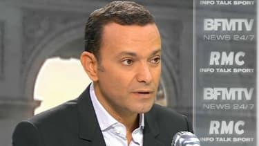 Franck Attal, invité de BFMTV, ce lundi matin