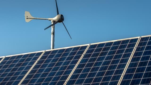 Les énergies renouvelables séduisent de plus en plus les Français. (image d'illustration)