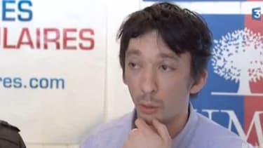 Arnaud Cléré, désormais ex-militant UMP, ne regrette pas son alliance avec le FN.